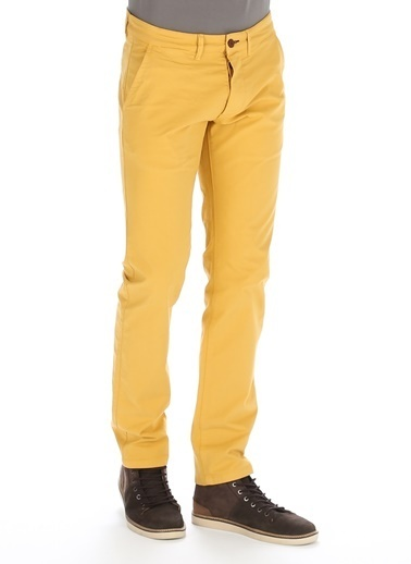 Jack & Jones Jack & Jones Bolton Bright Gold Noos Denim Pantolon Altın